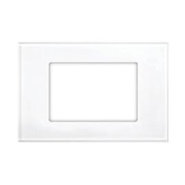 מסגרת 3 מקום לבן ללא צג